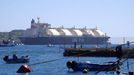 "Petition ""LNG stoppen!"""